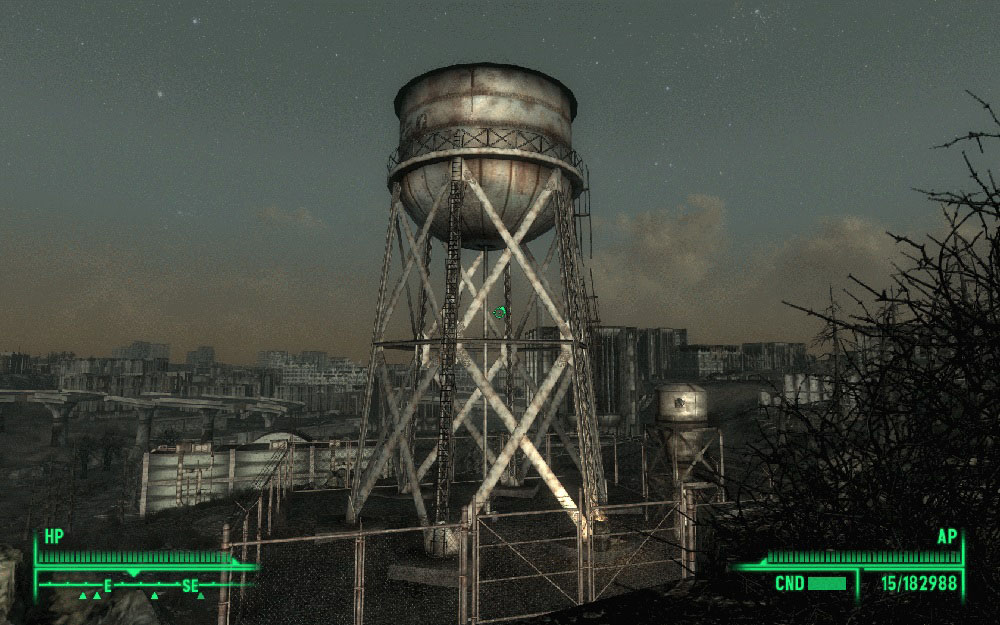 Fallout 3 - A Water Tower Hideout V1.1
