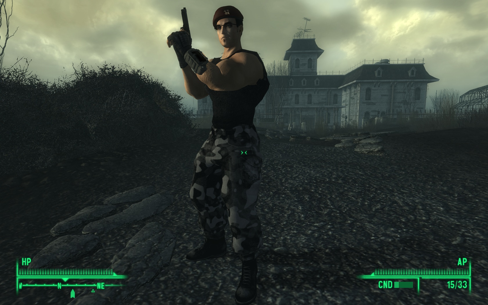Fallout 3 - Brawler Outfit