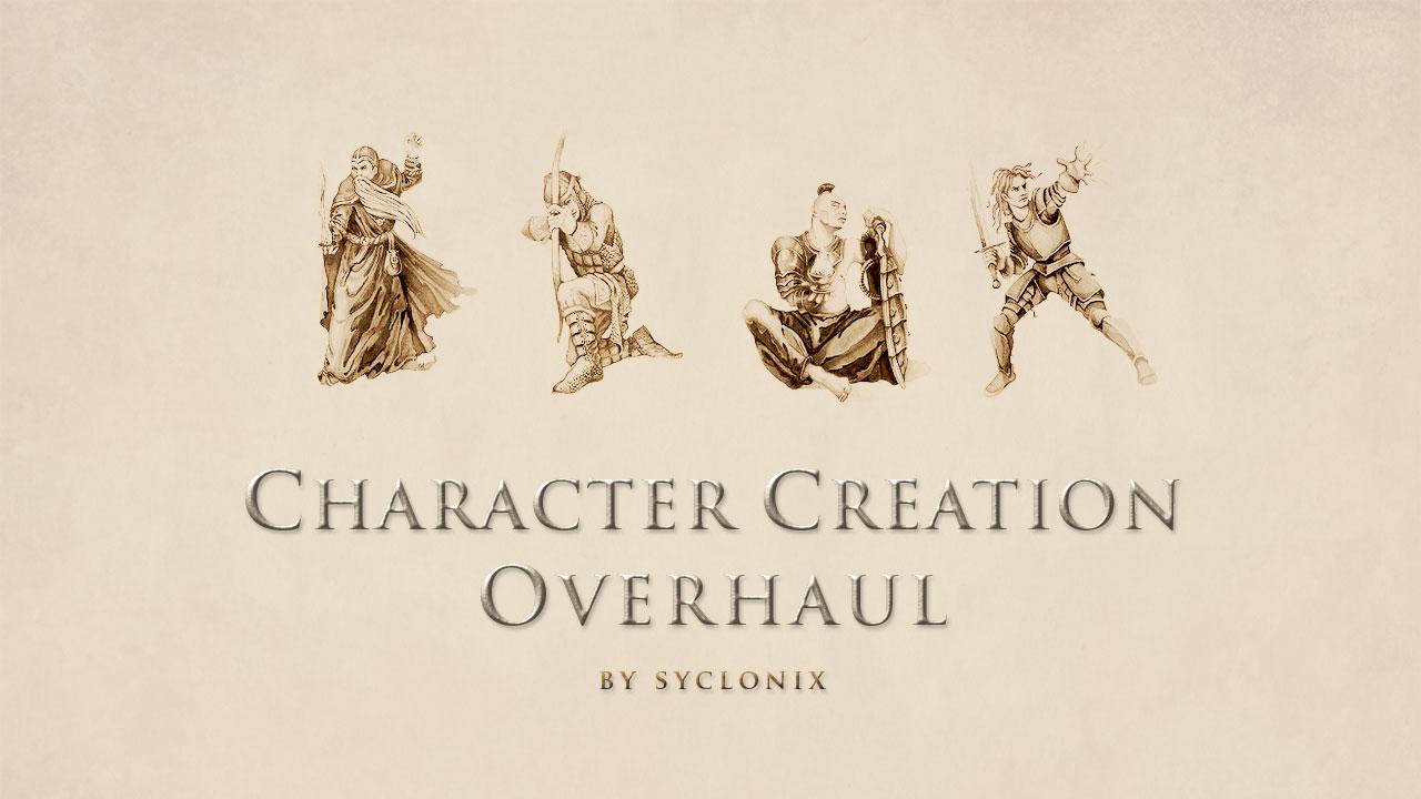 Oblivion Character Overhaul 2 скачать