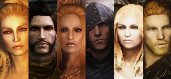 Inhabitants of Skyrim - NPC Overhaul