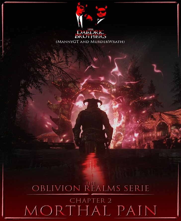 The Oblivion Realms Serie - Morthal Pain