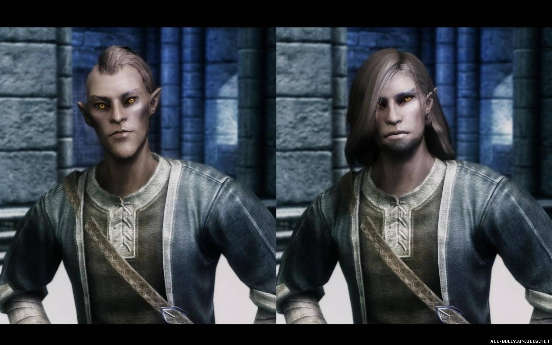 Inhabitants of Skyrim - NPC Overhaul - Расы - Skyrim