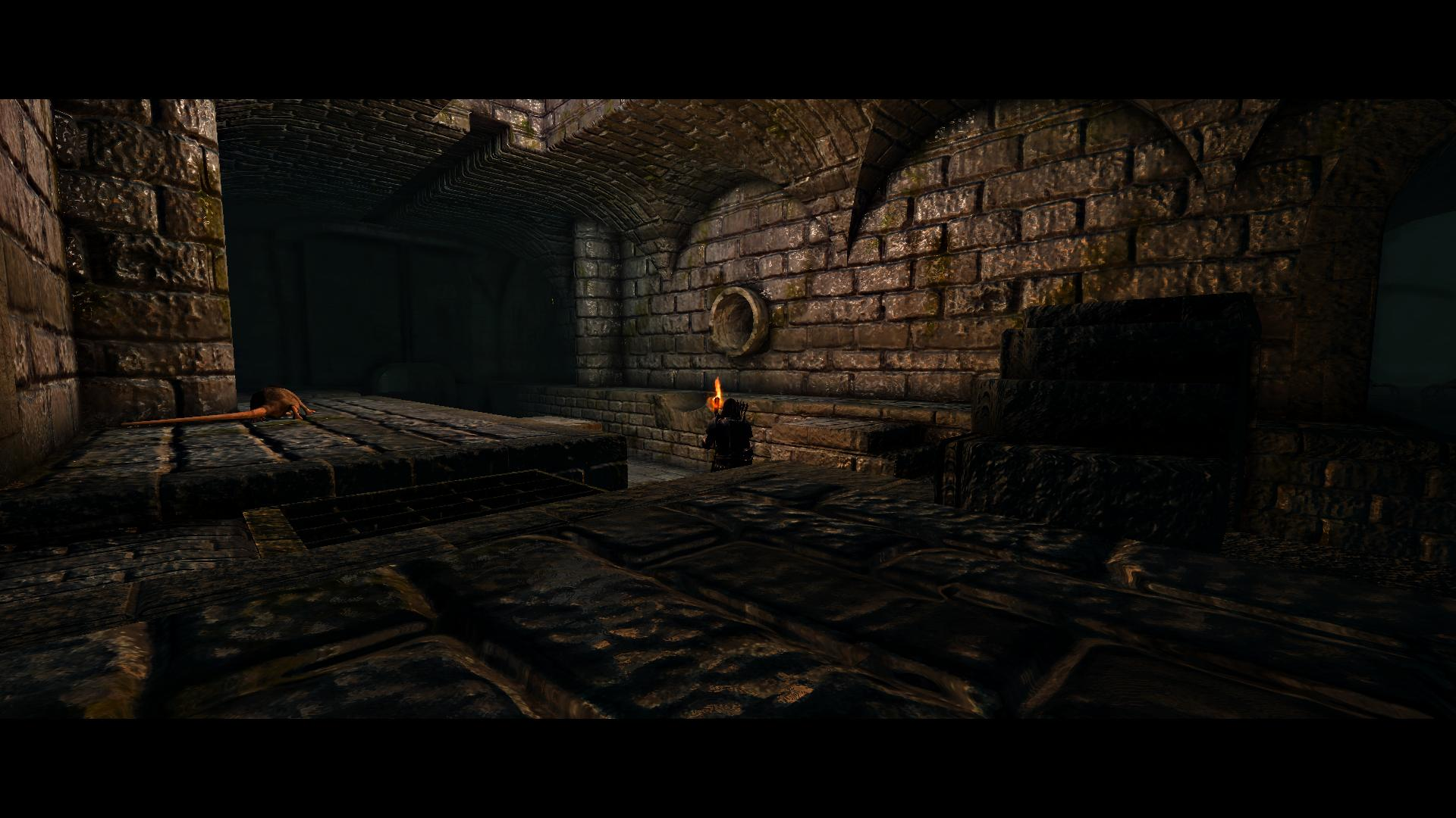 Sewers retexture